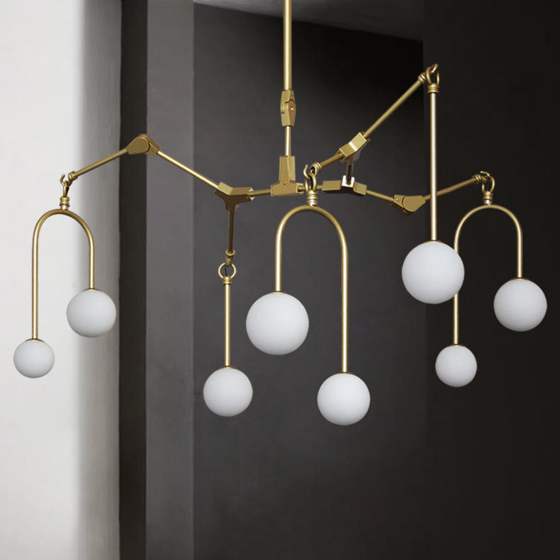 Branching Pendant Light Chandelier