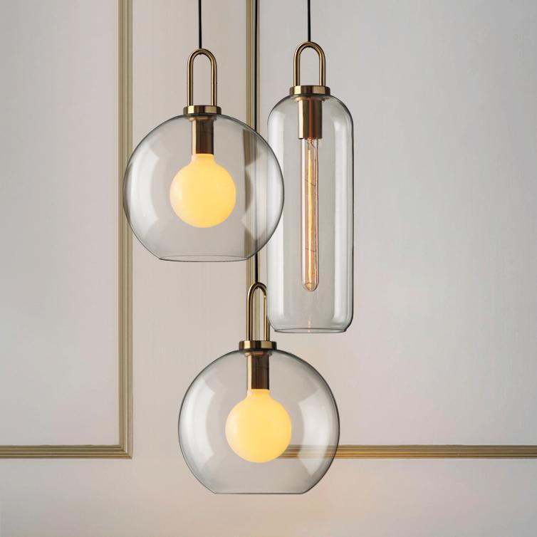 Yayoi Glass Pendant Light